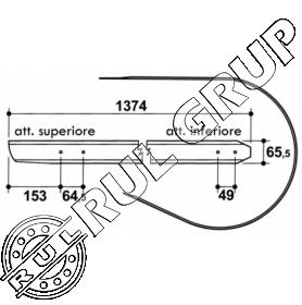 TABLA PICK-UP 584759M2.AM