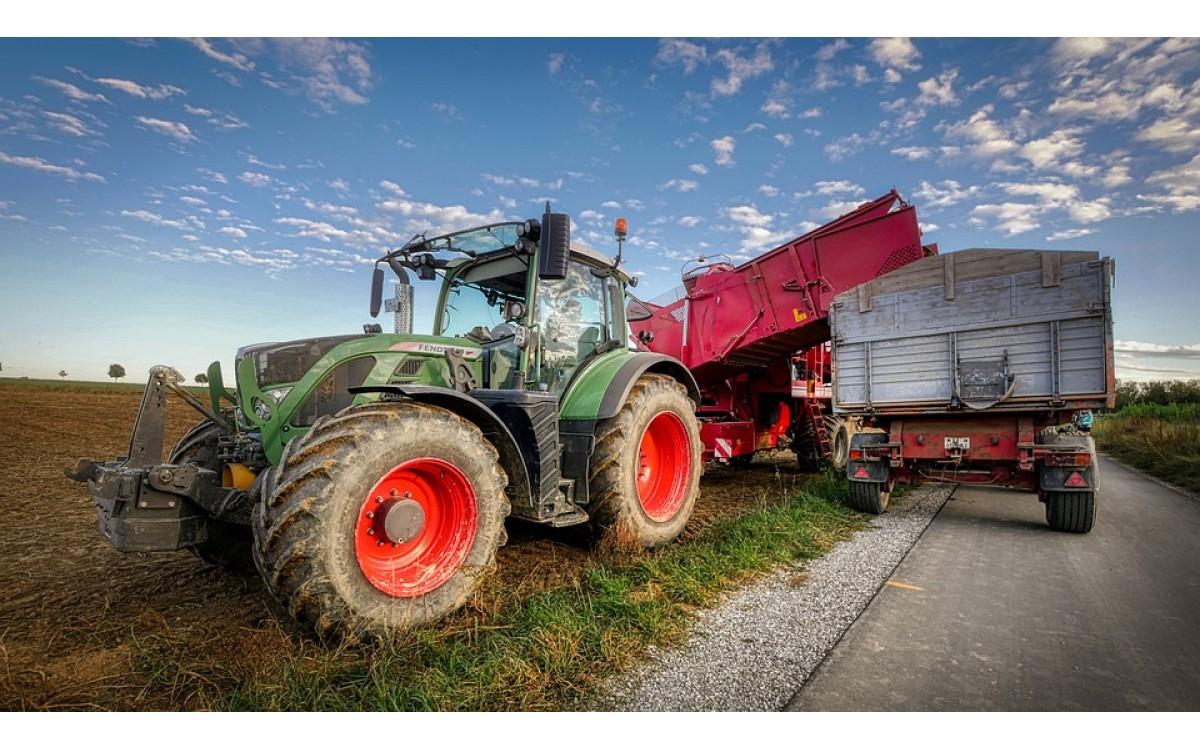 Intretinerea utilajelor agricole si industriale