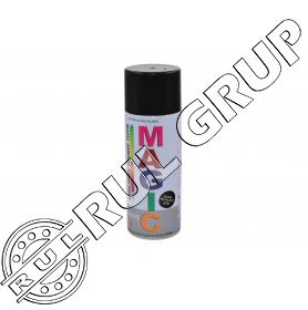 VOPSEA SPRAY NEGRU METALIZAT 676M MAGIC
